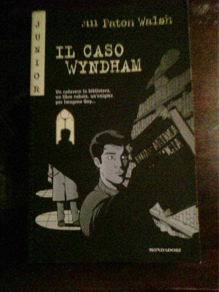 Jill Paton Walsh - Il caso Wyndham