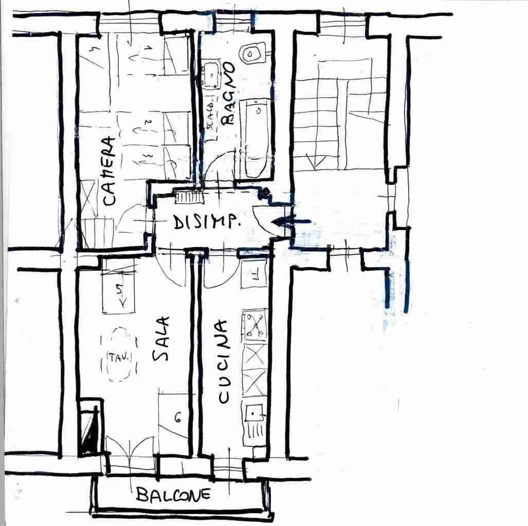 Appartamento in macugnaga (vb) mq. 53 - 130 km da milano.