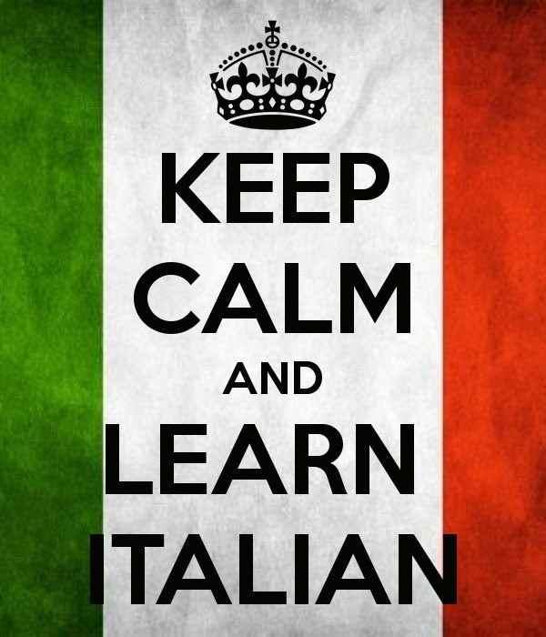 ITALIAN LANGUAGE FOR FOREIGNERS - ITALIANO PER STRANIERI