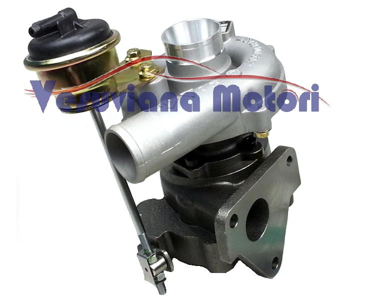 Turbocompressore Rigenerato Nissan Micra 1.5 DCI