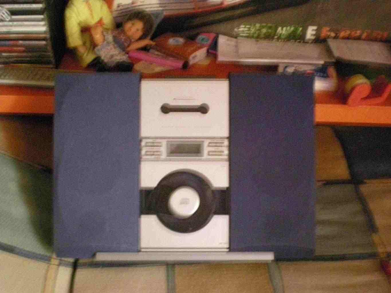 Vendo Lettore cd/lettore per cassette /radio