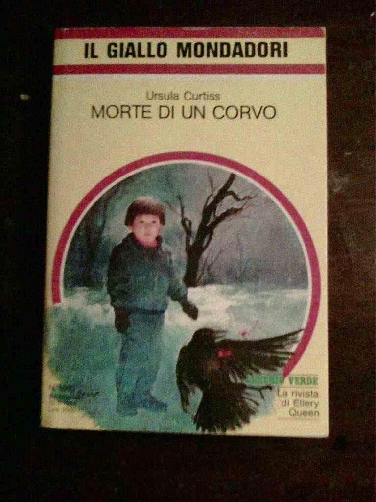 Ursula Curtiss - Morte di un corvo
