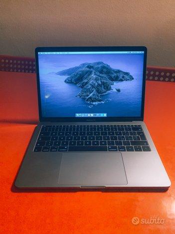 Apple MacBook Pro 13-inch, 2017