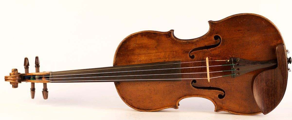 Vecchio violino Antonio Testore 1741