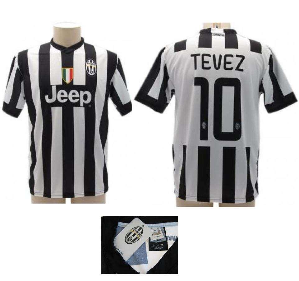Maglietta replica ufficiale TEVEZ