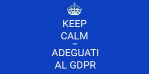 Adeguamento GDPR - Consulenza e assistenza legale e informatica
