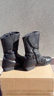 Stivali per motociclista  da donna