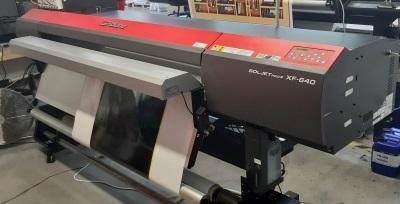 Plotter stampa Roland SOLJET XF-640 Stampa Digitale