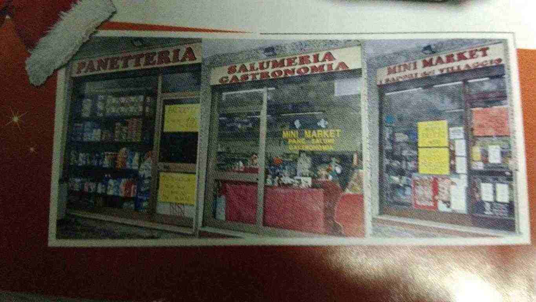 Negozio alimentari- minimarket