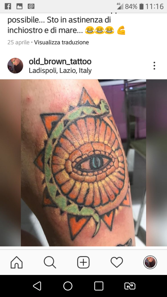 Tatuaggi  a domicilio a casa