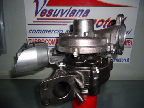 Turbo Rigenerato Ford Citroen Peugeot 1.6 16v hdi
