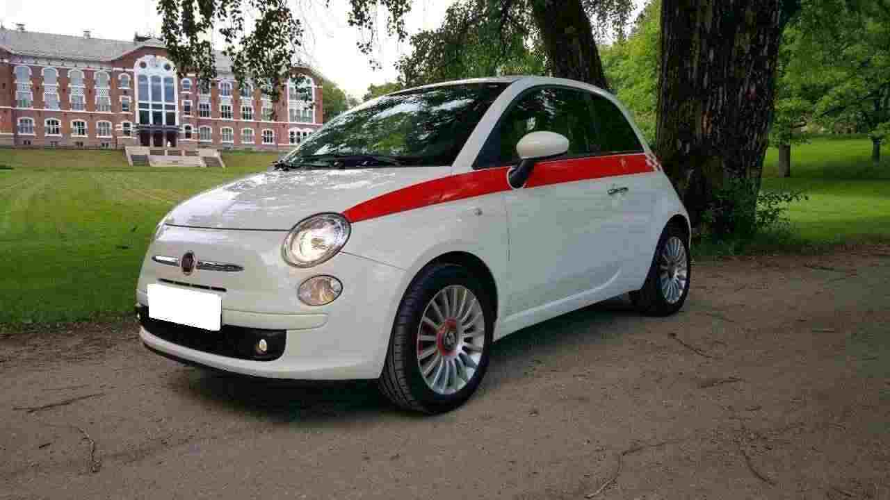 Fiat 500 1,4 99 HK Pop/ Abarth