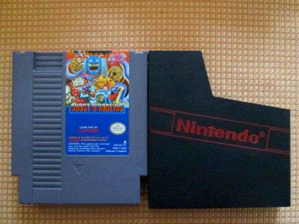 8bit Nes Nintendo giochi originali pal A