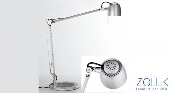 Lampada da tavolo Mega