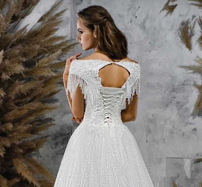 Abiti da sposa nuovi