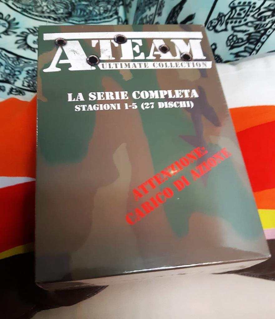 A-Team Box set Stagioni 1-5 (27 DVD)