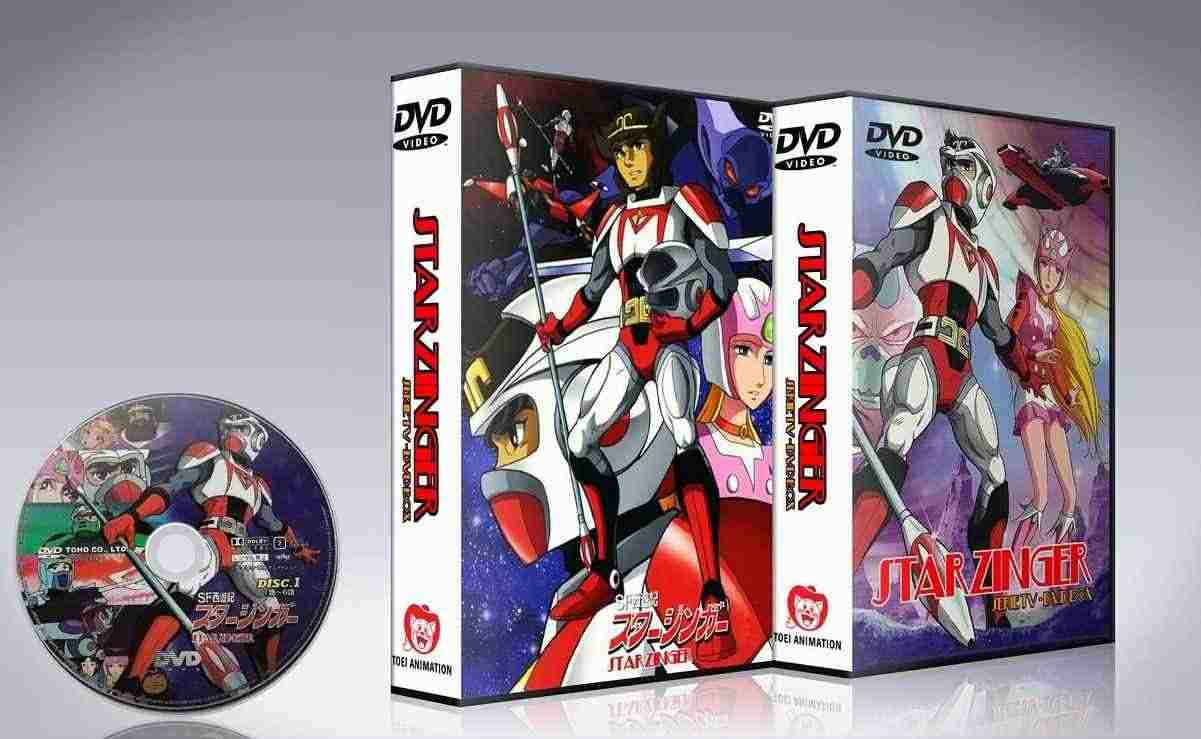 Starzinger serie completa rarissima in 19 dvd
