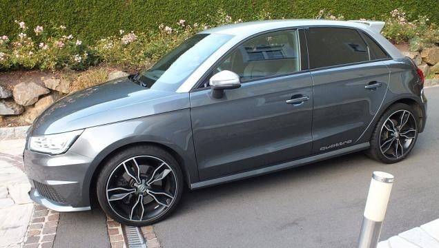 Audi S1 2.0 TFSI quattro 231 2015
