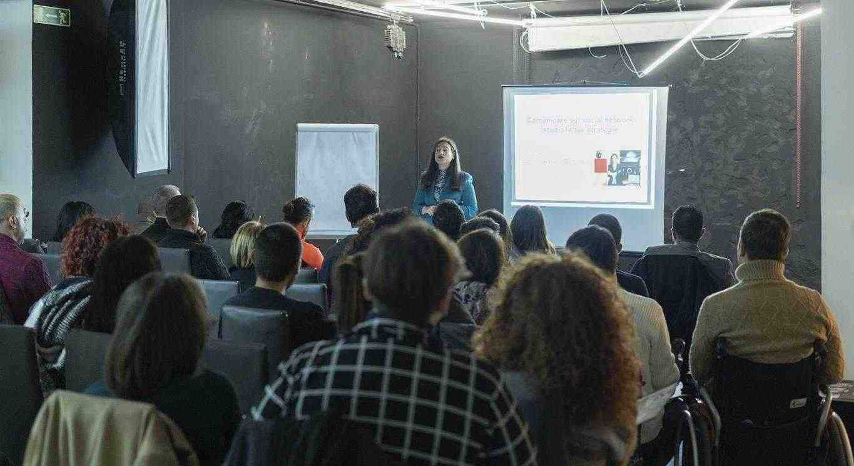 "CORSO &quotSocial Media Marketing"" - Padova"