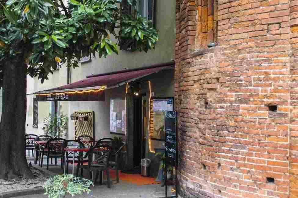 Vendita ristorante Pavia centro storico