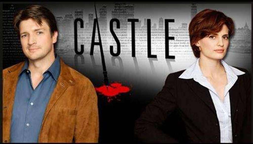 """Serie tv - """".Castle ."""" .   serie completa"""