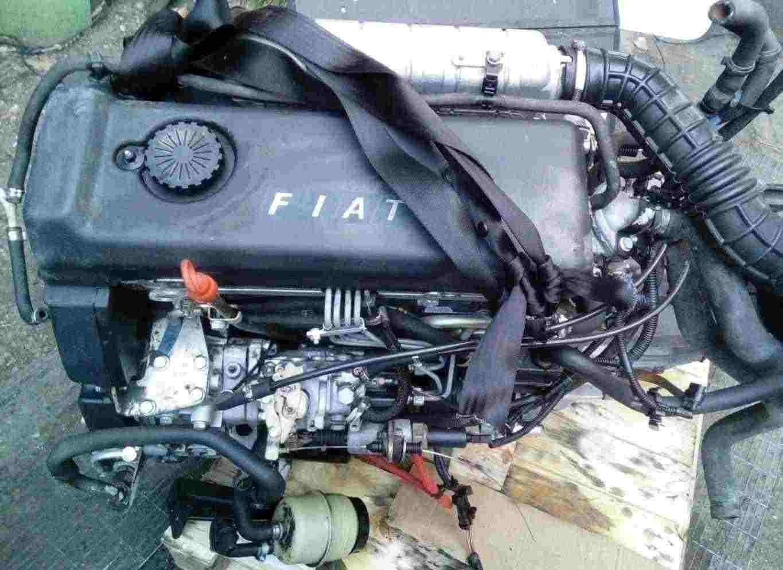 Motore e cambi Fiat Ducato 2500 diesel &quot97 8140.67