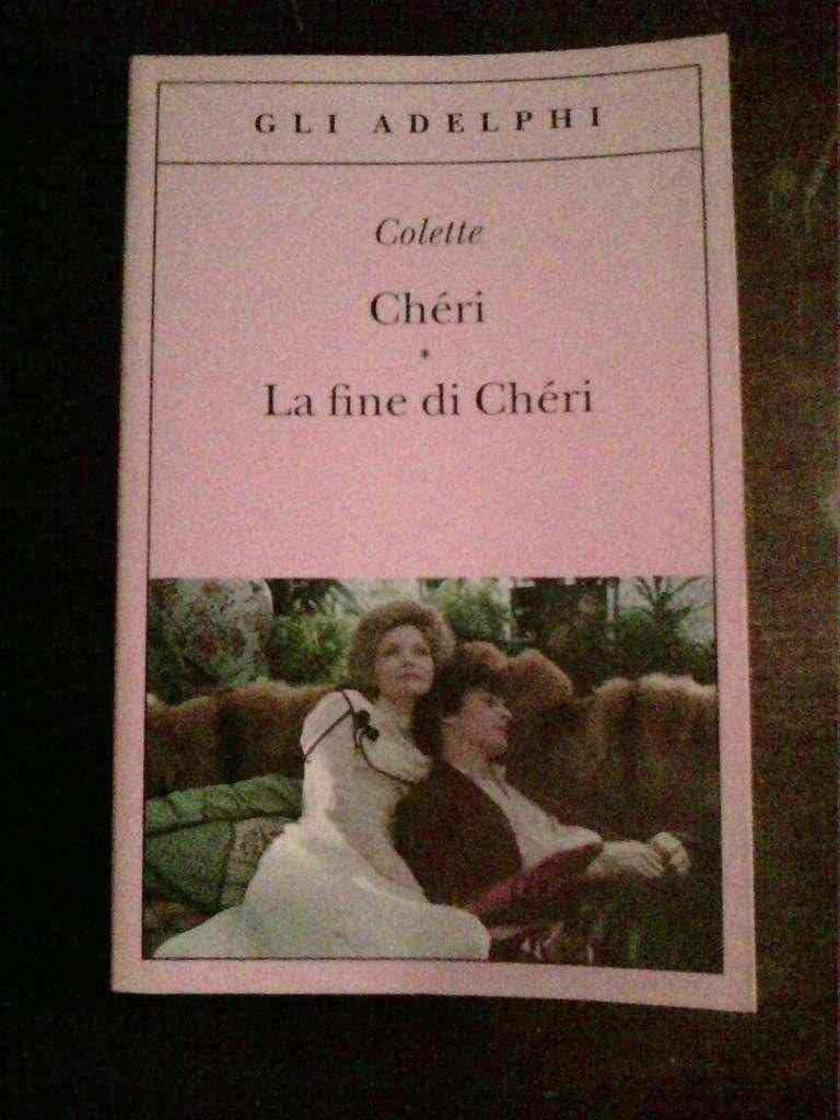 Colette - Cherì,La fine di Cherì