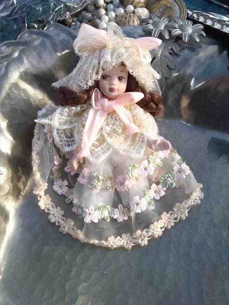 bamboline de poca molte belle