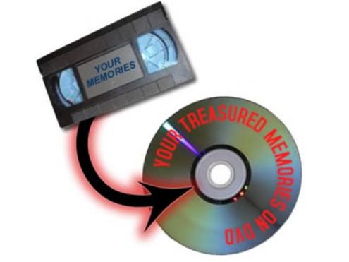 Trasferimento video da VHS a DVD/USB