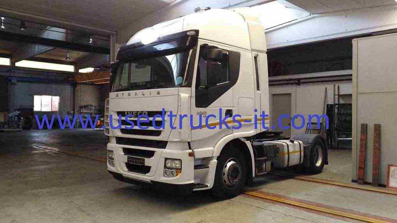 Trattore Iveco Stralis AS 450 2009 Euro 5