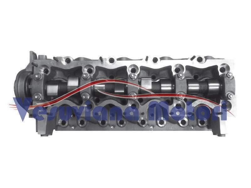 Testata Motore Revisionata Daily 2.3 JTD 35 C10 / 35 C12