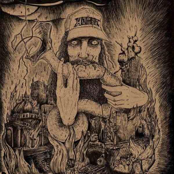 HOBOS LP HOBOS Hardcore, Punk, Crust, Death Metal