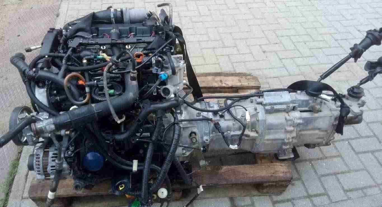 Motore e cambio Suzuki Vitara 2.0 HDI RHP