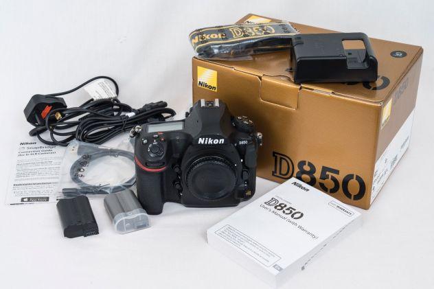 Vendite promozionali ... Nuovo originale Nikon D850