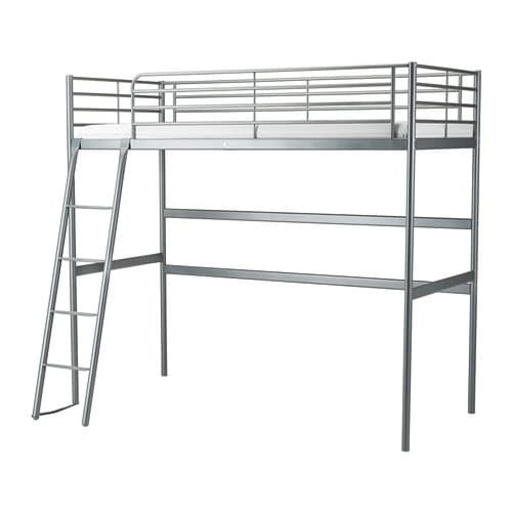 STRUTTURA PER LETTO A SOPPALCO IKEA