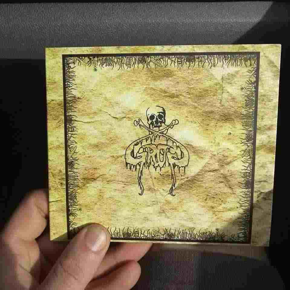 GROG CD CRUST ANARCOGRIND BIBA RECORDS 2018