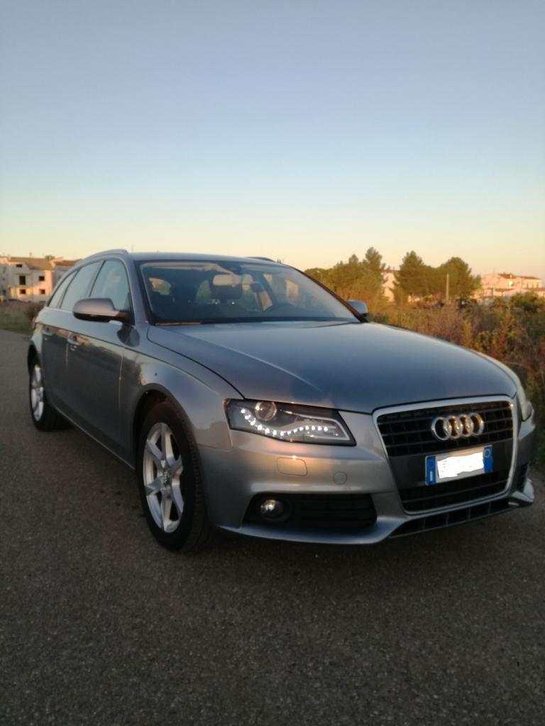 Audi A4 AVANT 2.0 TDI 143CV MULT. ADV. PLUS