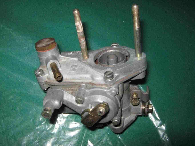 Carburatore usato ma revisionato fiat 126 d'epoca