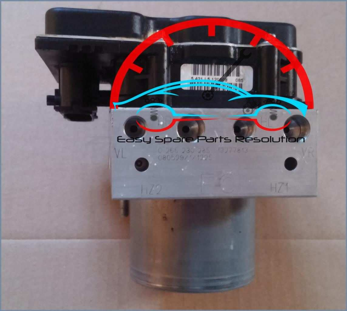Revisione Centralina Abs Opel Corsa D 0265950402 0265230285 13277813