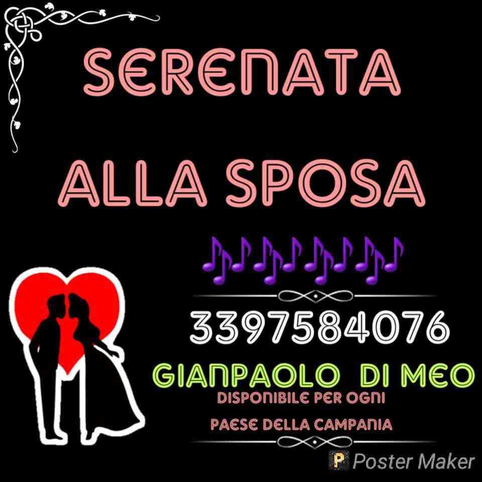 serenata a Napoli salerno caserta benevento