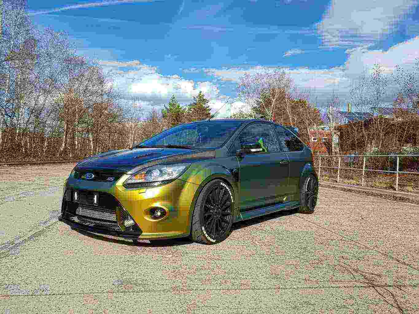 Ford Focus 2.5 RS 305CV