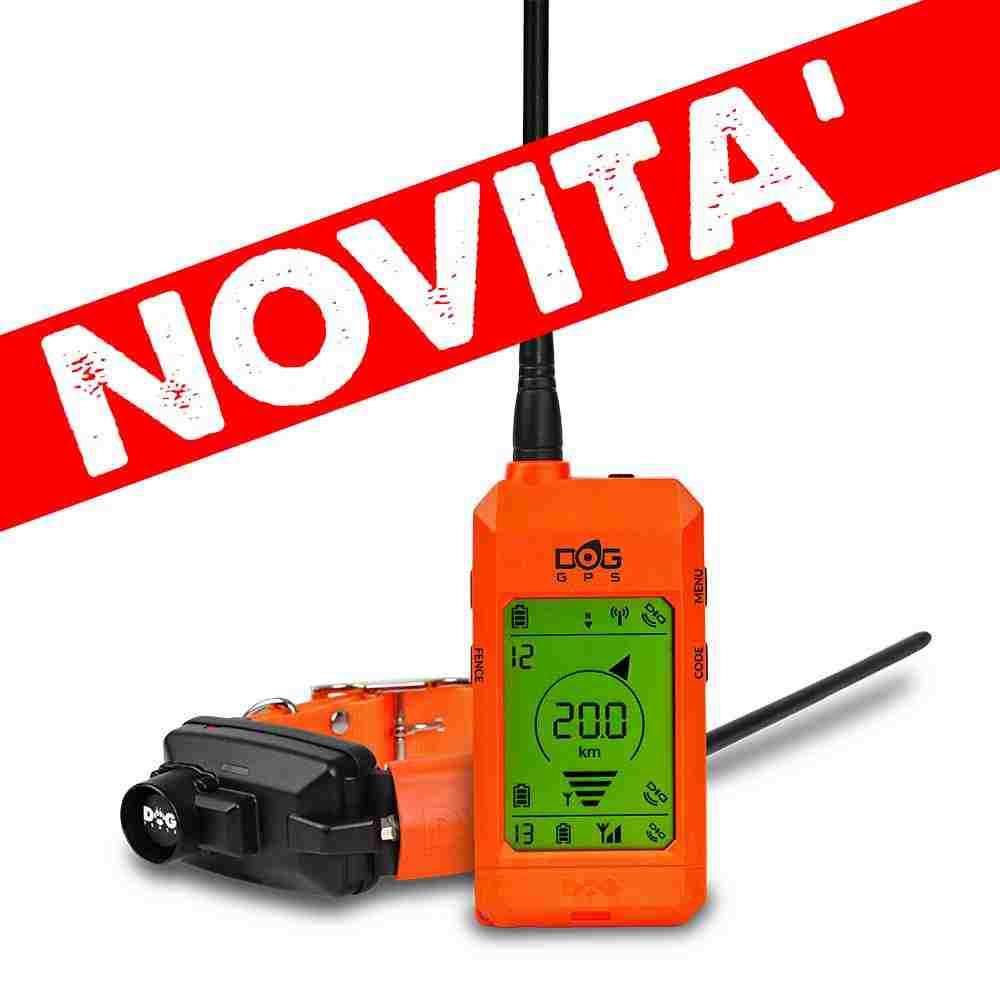 X30B GPS cani e beeper Dogtrace Cinomania