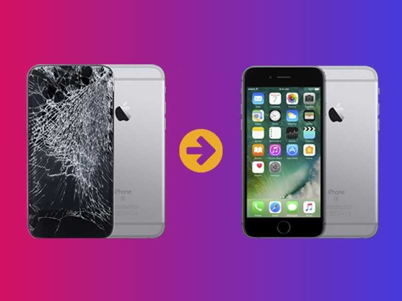 Riparazione iPhone a domicilio a Padova e provincia
