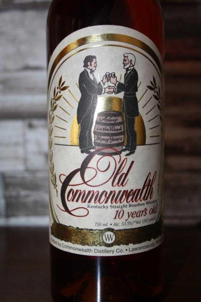 10 J Old Pappy Van Winkle Bourbon Whiskey