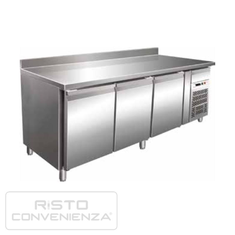 Tavolo refrigerato pasticceria ventilato professionale