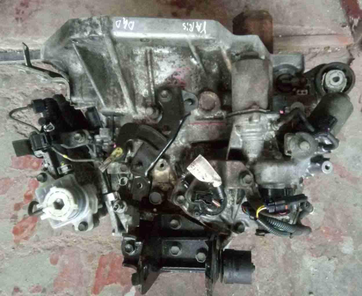 Cambio robotizzato Toyota Yaris D-4D anno 2011