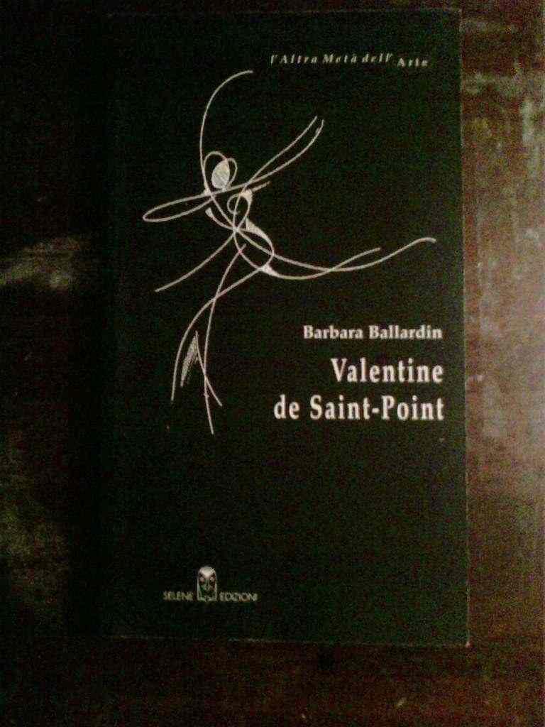 Barbara Ballardin - Valentine de Saint Point