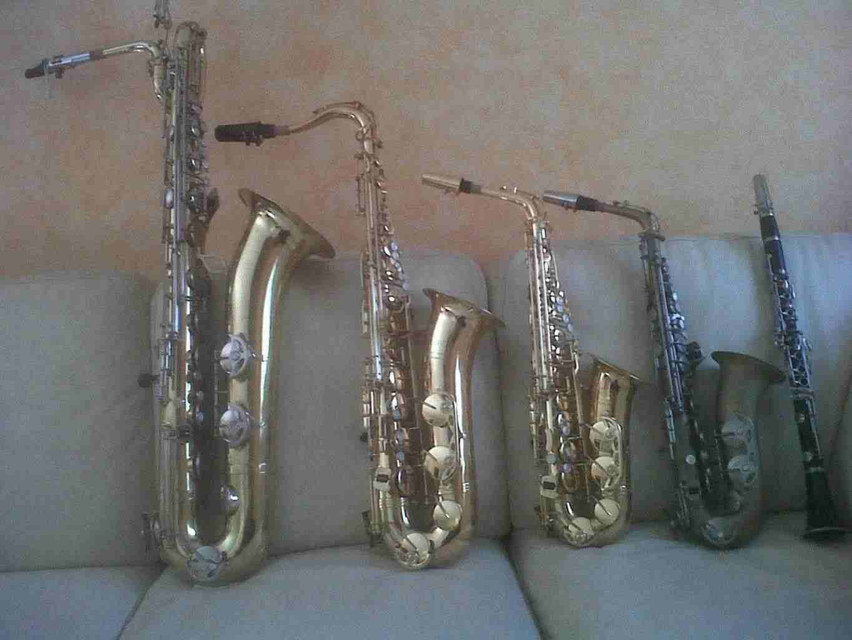 lezioni di sassofono