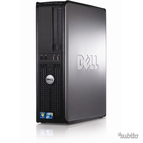 PC Dell Monitor 17 Tastiera e Mouse