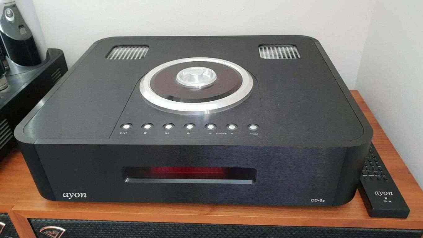 Lettore Ayon Audio CD5s